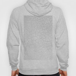 Cracks (Black and White) Hoody