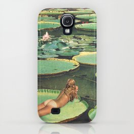 LILY POND LANE iPhone Case