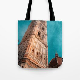 St Marie of Flowers basilica firenze 2 Tote Bag