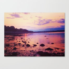 Casco Bay Canvas Print