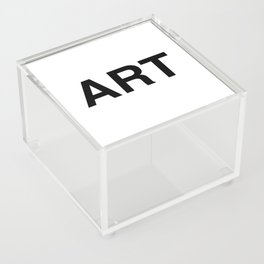 """ Art "" Acrylic Box"