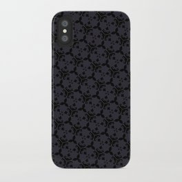 Crystal Rings iPhone Case