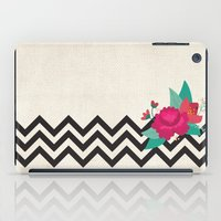 bonjour iPad Cases featuring bonjour by Marilia Cichini