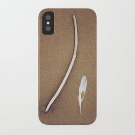 Drifted iPhone Case