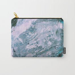 Full Snow Moon Carry-All Pouch