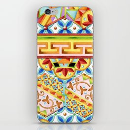Gypsy Caravan Circus iPhone Skin