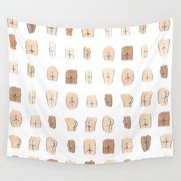 Lotsa Butts! Wall Tapestry