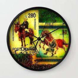 Noble Beast Wall Clock