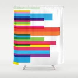 sexy colors Shower Curtain