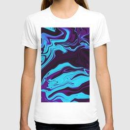 ABSTRACT LIQUIDS 61 T-shirt