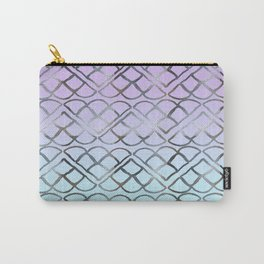 MERMAID Glitter Scales Dream #4 #shiny #decor #art #society6 Carry-All Pouch