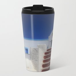 Santorini, Greece 7 Travel Mug