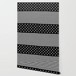 USA (Black/White) Wallpaper