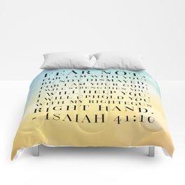 Isaiah 41:10 Bible Quote Comforters