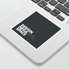 Design the Space Sticker