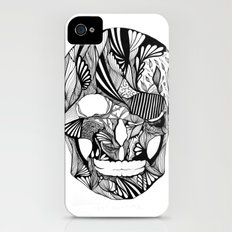 Skull Slim Case iPhone (4, 4s)