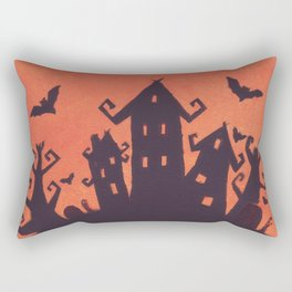 Halloween cl17 Rectangular Pillow