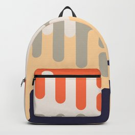 Paint dripping background #society6 #decor #buyart #artprint Backpack