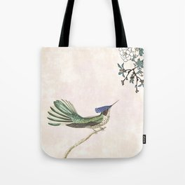 merry in the blossoming Tote Bag