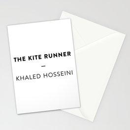 The Kite Runner  —  Khaled Hosseini Stationery Cards