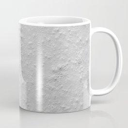 White Plastering Wall Coffee Mug