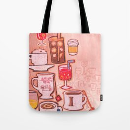 Drinks Tote Bag