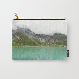 Pristine Alaska Glacier Bay National Park Carry-All Pouch