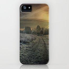 Frozen Loose Valley iPhone Case