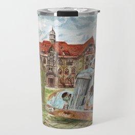 Sanatorium. Travel Mug