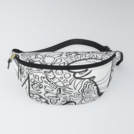 Looking strangely Fanny Pack
