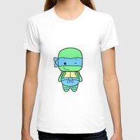 leonardo T-shirts featuring Leonardo by broflo