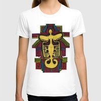colombia T-shirts featuring Colombia Art  by Adriana Mateus