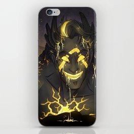 Warrior-Jack iPhone Skin