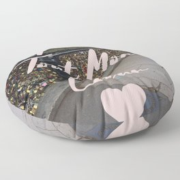 With All My Heart, Paris Floor Pillow