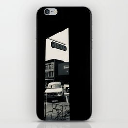 Open iPhone Skin