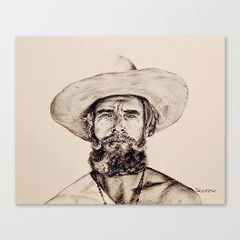 Desperado Canvas Print