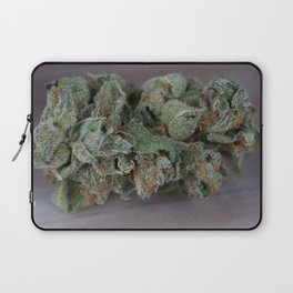 Dr Who Medicinal Medical Marijuana Laptop Sleeve
