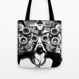 asc 712 - Le masque de la Méduse (Object woman) Tote Bag