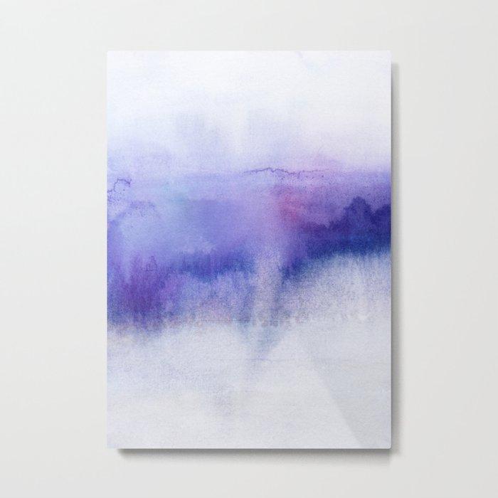 Subtle Horizon Metal Print