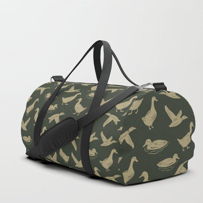 FUCK-TON OF DUCKS Duffle Bag