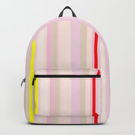 Stripes are always a good idea Backpack