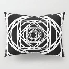 Diamonds in the Rounds Version 2 Pillow Sham