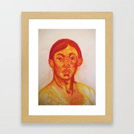 Inner Glow Framed Art Print