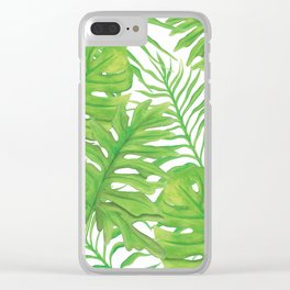 Living Art Collection by Artist Jane Harris Clear iPhone Case