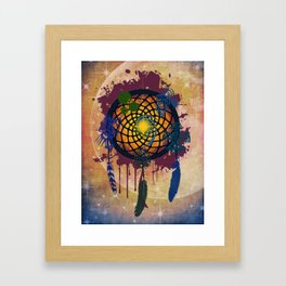 Magic Dream Guard Framed Art Print