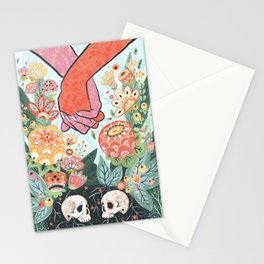 Till Death Do Us Part Stationery Cards
