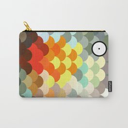 Rainbow Scales  Carry-All Pouch