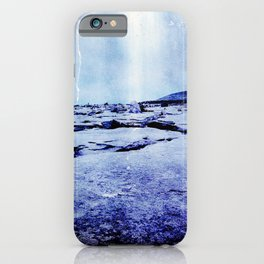 Beam in the Burren iPhone Case