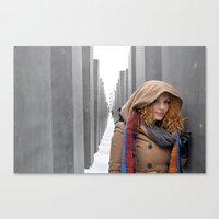germany Canvas Prints featuring Germany by Ann McLeod Photography