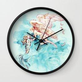 Star-cross'd Lovers Wall Clock